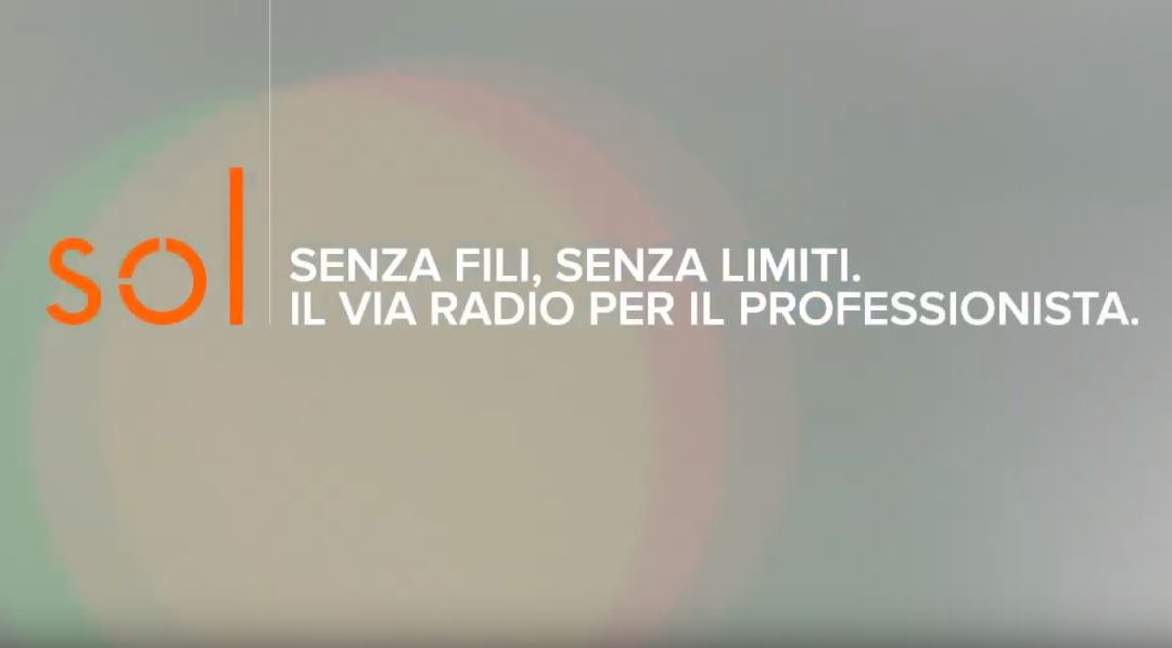 Video centrale via radio SOL