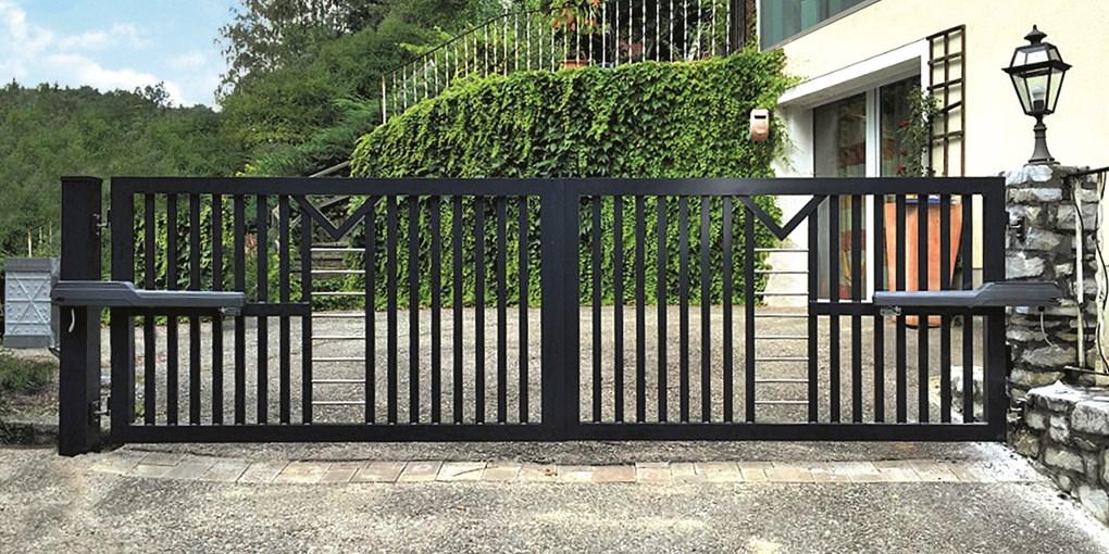 Entrematic swing gates - Ditec PWR-