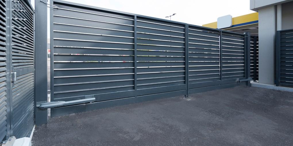 Entrematic swing gates - Ditec PWR-1