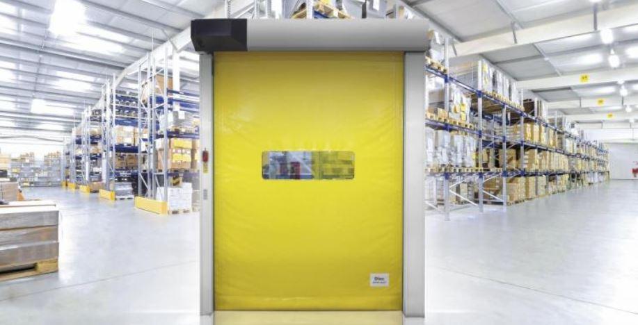 Porte rapide per la sicurezza sul lavoro