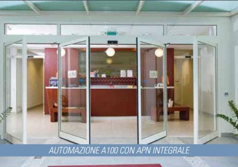 Porte automatiche FAAC: la tecnologia che ti circonda