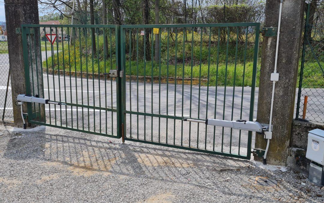 Automatizzare il tuo cancello? Si può!